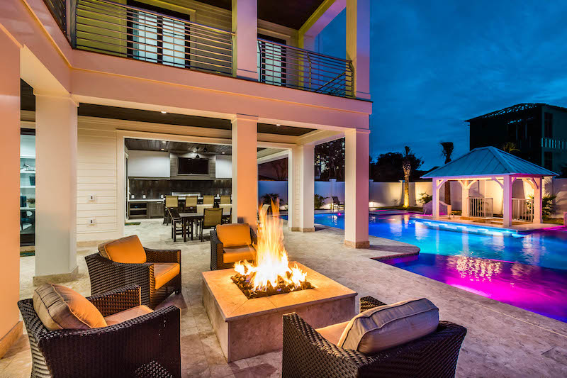 A luxurious 30A vacation rental home